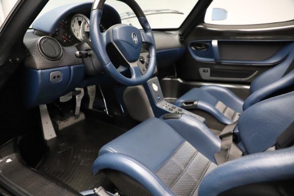 Used 2005 Maserati MC 12 for sale Call for price at Maserati of Greenwich in Greenwich CT 06830 21