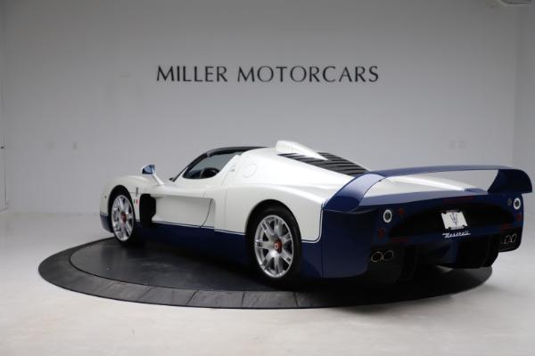 Used 2005 Maserati MC 12 for sale Call for price at Maserati of Greenwich in Greenwich CT 06830 5