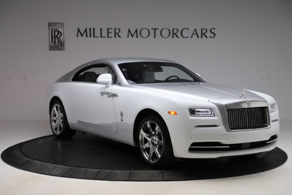 Used 2014 Rolls-Royce Wraith for sale Sold at Maserati of Greenwich in Greenwich CT 06830 12