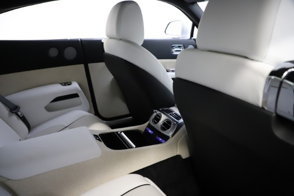 Used 2014 Rolls-Royce Wraith for sale Sold at Maserati of Greenwich in Greenwich CT 06830 20