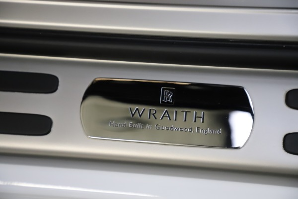 Used 2014 Rolls-Royce Wraith for sale Sold at Maserati of Greenwich in Greenwich CT 06830 23