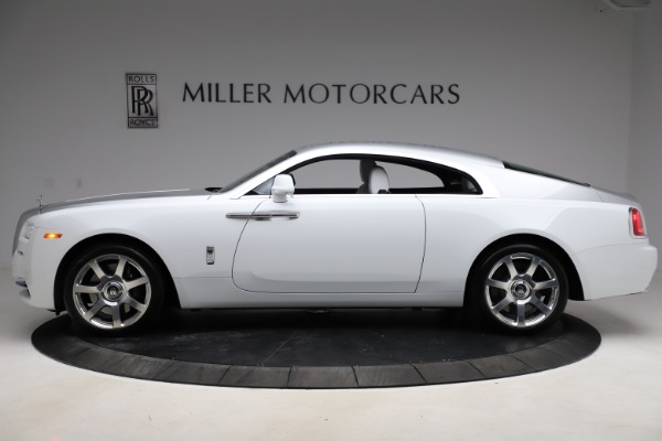 Used 2014 Rolls-Royce Wraith for sale Sold at Maserati of Greenwich in Greenwich CT 06830 4