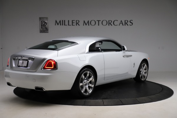 Used 2014 Rolls-Royce Wraith for sale Sold at Maserati of Greenwich in Greenwich CT 06830 9
