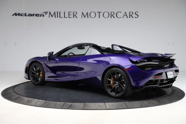 Used 2020 McLaren 720S Spider Performance for sale $324,990 at Maserati of Greenwich in Greenwich CT 06830 10