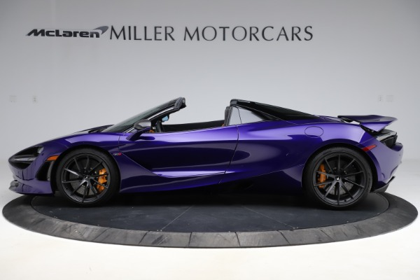 Used 2020 McLaren 720S Spider Performance for sale $324,990 at Maserati of Greenwich in Greenwich CT 06830 11