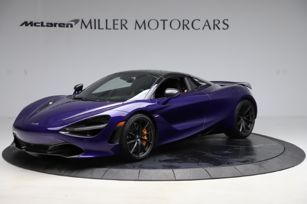 Used 2020 McLaren 720S Spider Performance for sale $324,990 at Maserati of Greenwich in Greenwich CT 06830 12
