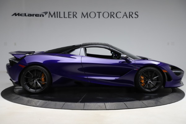 Used 2020 McLaren 720S Spider Performance for sale $324,990 at Maserati of Greenwich in Greenwich CT 06830 13