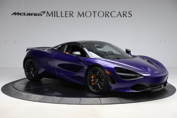 Used 2020 McLaren 720S Spider for sale $324,990 at Maserati of Greenwich in Greenwich CT 06830 14
