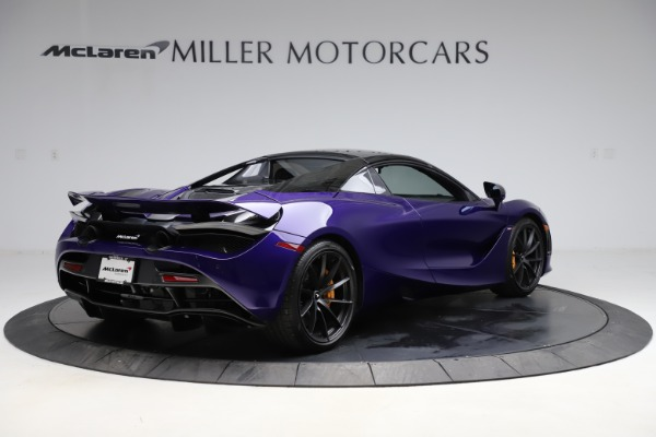 Used 2020 McLaren 720S Spider for sale $324,990 at Maserati of Greenwich in Greenwich CT 06830 15