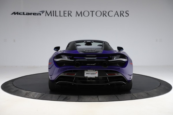 Used 2020 McLaren 720S Spider for sale $324,990 at Maserati of Greenwich in Greenwich CT 06830 16