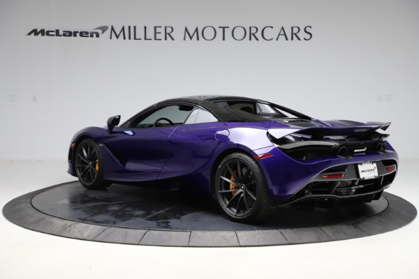 Used 2020 McLaren 720S Spider Performance for sale $324,990 at Maserati of Greenwich in Greenwich CT 06830 17