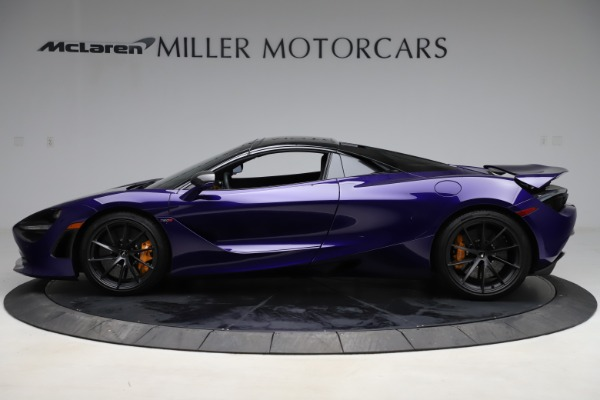 Used 2020 McLaren 720S Spider Performance for sale $324,990 at Maserati of Greenwich in Greenwich CT 06830 18