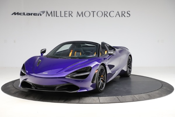 Used 2020 McLaren 720S Spider for sale $324,990 at Maserati of Greenwich in Greenwich CT 06830 2
