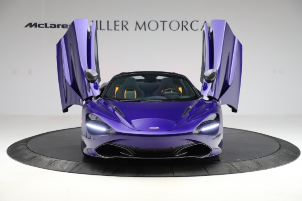 Used 2020 McLaren 720S Spider Performance for sale $324,990 at Maserati of Greenwich in Greenwich CT 06830 20