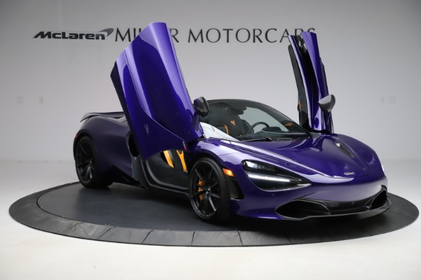 Used 2020 McLaren 720S Spider for sale $324,990 at Maserati of Greenwich in Greenwich CT 06830 21