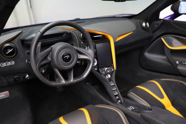 Used 2020 McLaren 720S Spider Performance for sale $324,990 at Maserati of Greenwich in Greenwich CT 06830 22