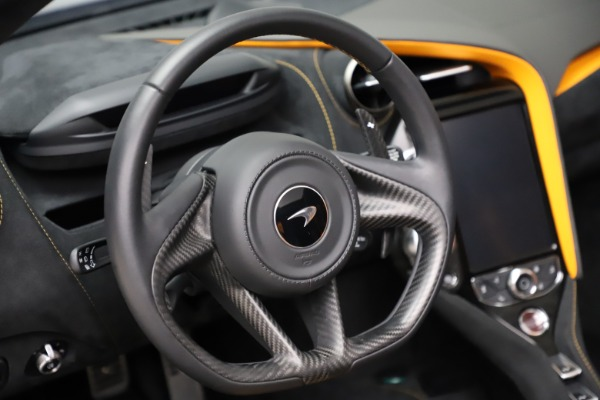 Used 2020 McLaren 720S Spider for sale $324,990 at Maserati of Greenwich in Greenwich CT 06830 23