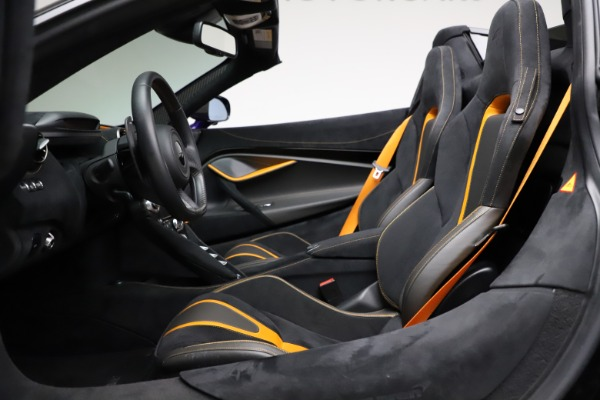 Used 2020 McLaren 720S Spider Performance for sale $324,990 at Maserati of Greenwich in Greenwich CT 06830 24