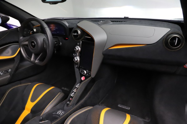 Used 2020 McLaren 720S Spider for sale $324,990 at Maserati of Greenwich in Greenwich CT 06830 28