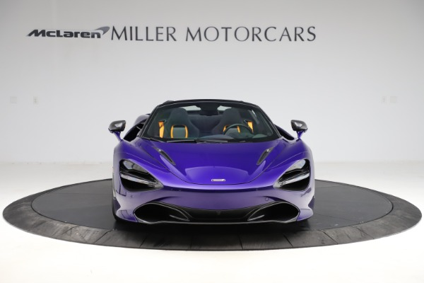 Used 2020 McLaren 720S Spider Performance for sale $324,990 at Maserati of Greenwich in Greenwich CT 06830 3