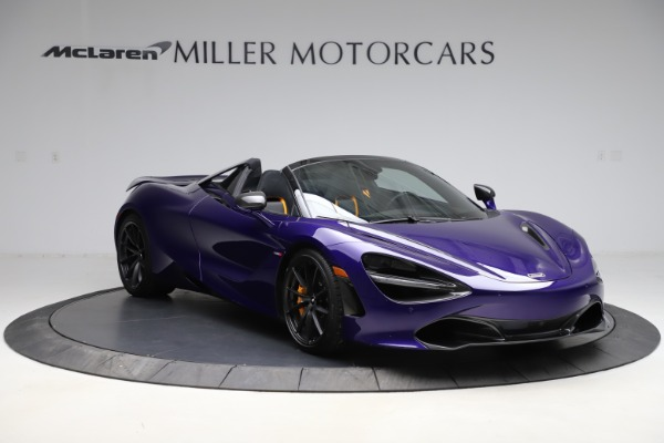 Used 2020 McLaren 720S Spider for sale $324,990 at Maserati of Greenwich in Greenwich CT 06830 4