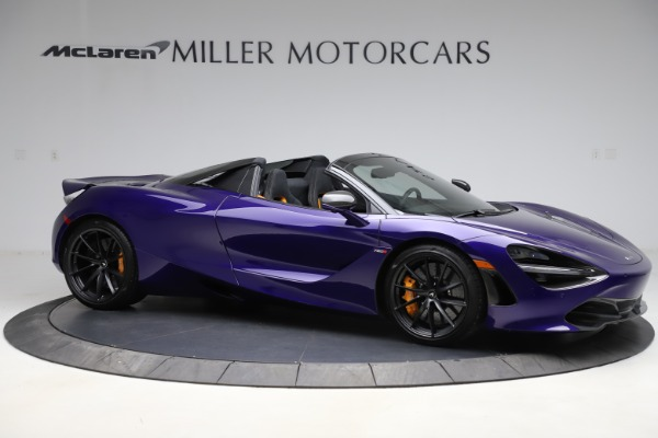 Used 2020 McLaren 720S Spider for sale $324,990 at Maserati of Greenwich in Greenwich CT 06830 5