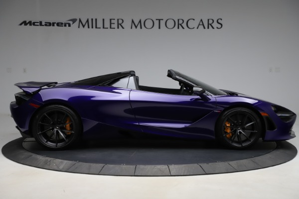 Used 2020 McLaren 720S Spider for sale $324,990 at Maserati of Greenwich in Greenwich CT 06830 6