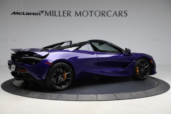 Used 2020 McLaren 720S Spider for sale $324,990 at Maserati of Greenwich in Greenwich CT 06830 7