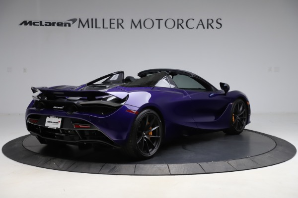 Used 2020 McLaren 720S Spider for sale $324,990 at Maserati of Greenwich in Greenwich CT 06830 8
