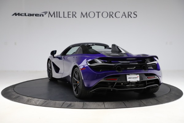 Used 2020 McLaren 720S Spider Performance for sale $324,990 at Maserati of Greenwich in Greenwich CT 06830 9