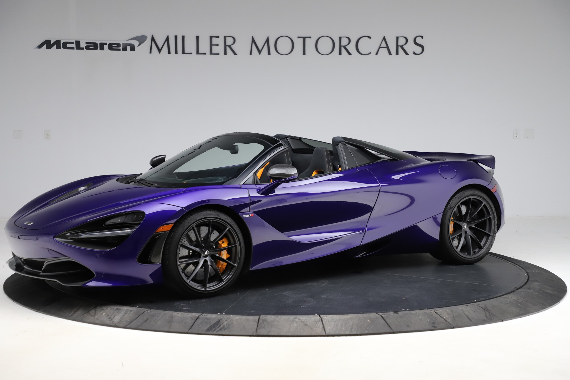 Used 2020 McLaren 720S Spider for sale $324,990 at Maserati of Greenwich in Greenwich CT 06830 1