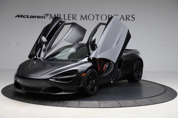 Used 2018 McLaren 720S Performance for sale Call for price at Maserati of Greenwich in Greenwich CT 06830 13