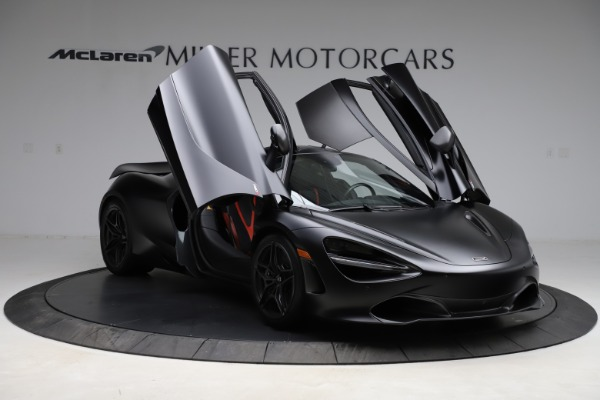 Used 2018 McLaren 720S Performance for sale Call for price at Maserati of Greenwich in Greenwich CT 06830 15