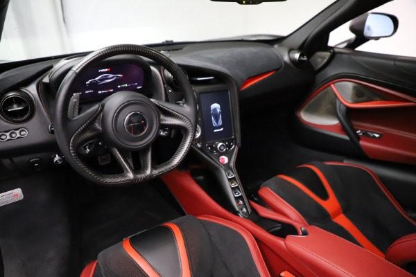 Used 2018 McLaren 720S Performance for sale Call for price at Maserati of Greenwich in Greenwich CT 06830 16