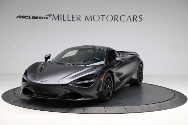 Used 2018 McLaren 720S Performance for sale Call for price at Maserati of Greenwich in Greenwich CT 06830 2