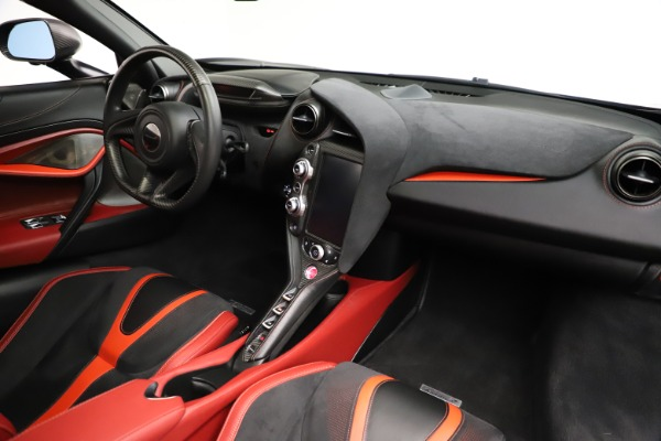 Used 2018 McLaren 720S Performance for sale Call for price at Maserati of Greenwich in Greenwich CT 06830 23