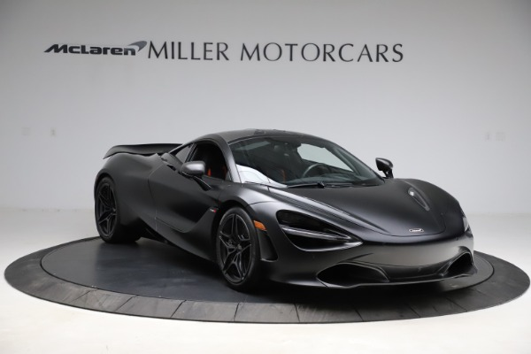 Used 2018 McLaren 720S Performance for sale Call for price at Maserati of Greenwich in Greenwich CT 06830 4
