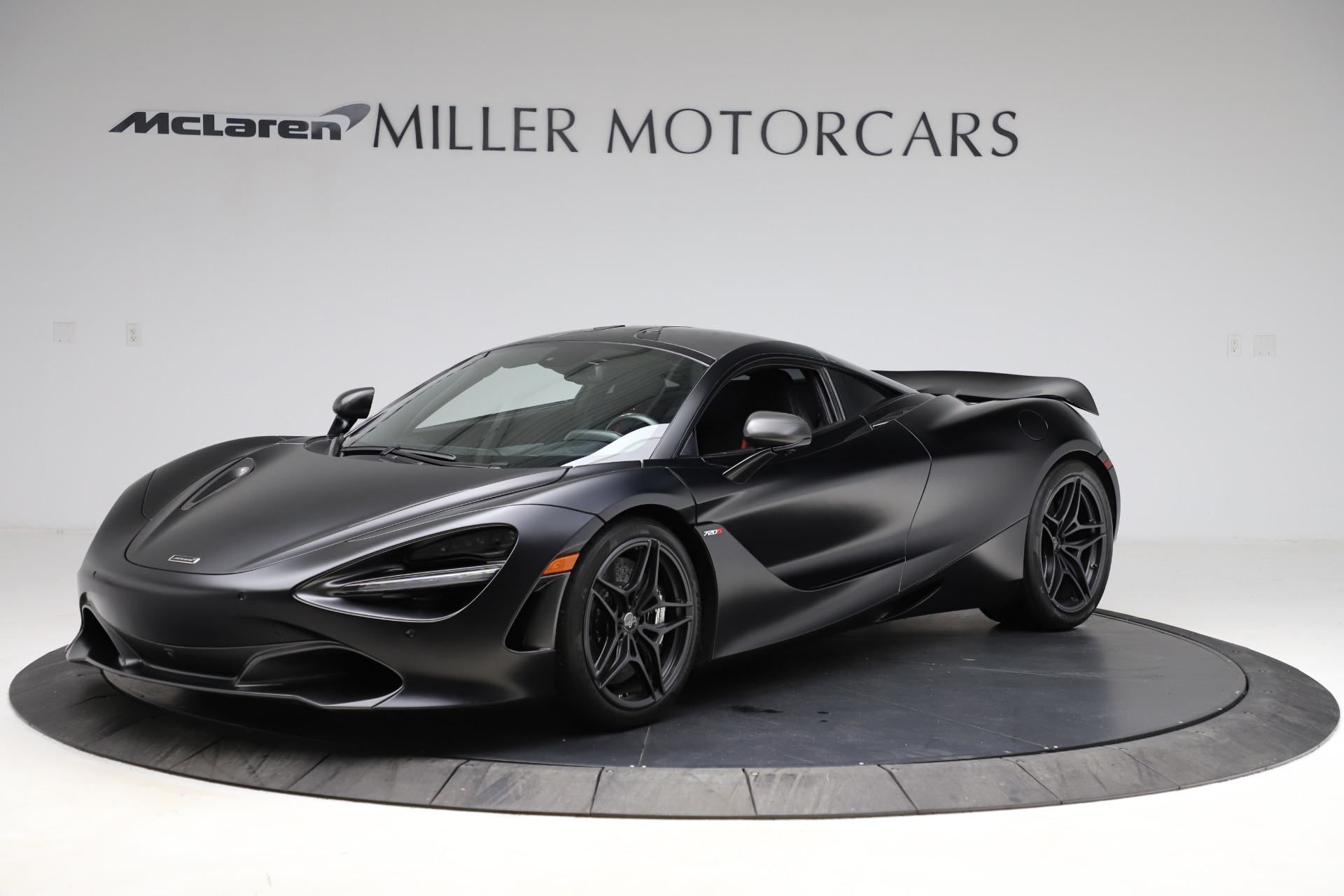 Used 2018 McLaren 720S Performance for sale Call for price at Maserati of Greenwich in Greenwich CT 06830 1