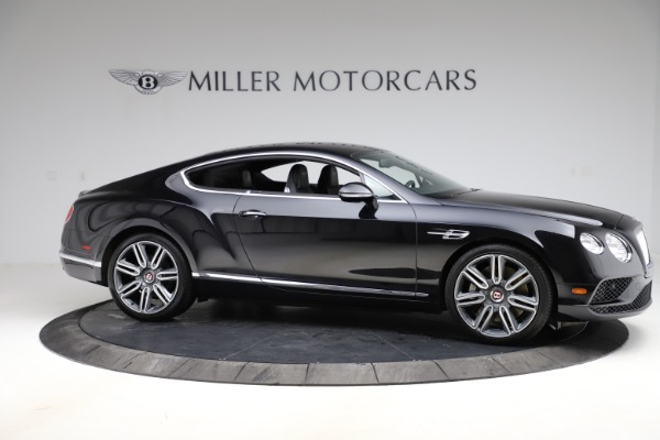 Used 2017 Bentley Continental GT V8 for sale $139,900 at Maserati of Greenwich in Greenwich CT 06830 10