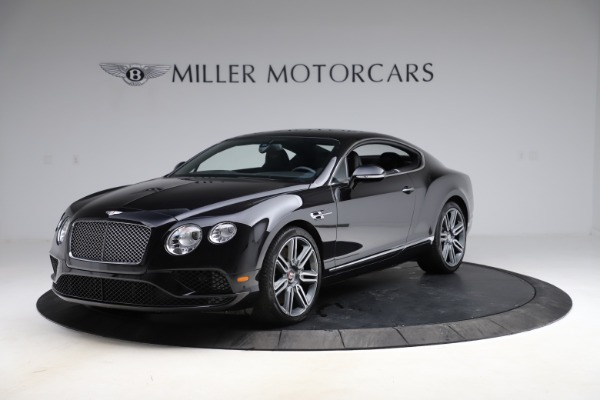 Used 2017 Bentley Continental GT V8 for sale $129,900 at Maserati of Greenwich in Greenwich CT 06830 2