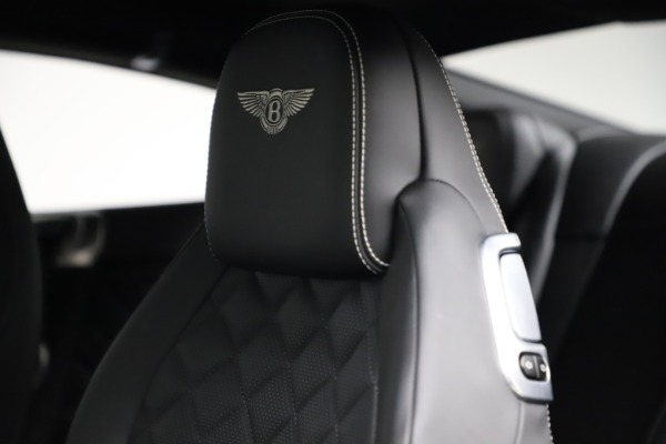 Used 2017 Bentley Continental GT V8 for sale $139,900 at Maserati of Greenwich in Greenwich CT 06830 20