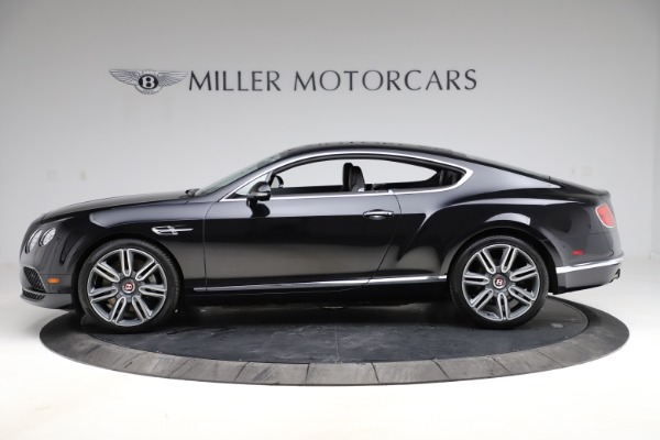 Used 2017 Bentley Continental GT V8 for sale $129,900 at Maserati of Greenwich in Greenwich CT 06830 3