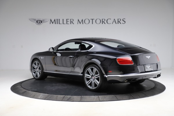 Used 2017 Bentley Continental GT V8 for sale $139,900 at Maserati of Greenwich in Greenwich CT 06830 5