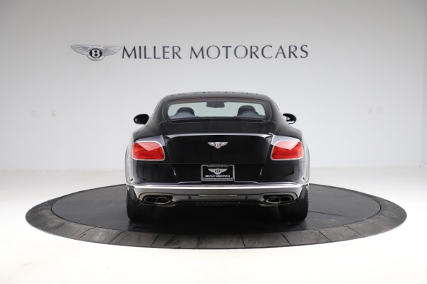 Used 2017 Bentley Continental GT V8 for sale $139,900 at Maserati of Greenwich in Greenwich CT 06830 6
