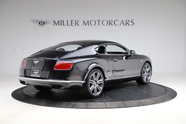 Used 2017 Bentley Continental GT V8 for sale $139,900 at Maserati of Greenwich in Greenwich CT 06830 8
