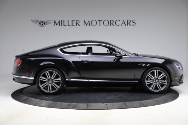 Used 2017 Bentley Continental GT V8 for sale $139,900 at Maserati of Greenwich in Greenwich CT 06830 9