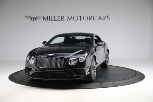 Used 2017 Bentley Continental GT V8 for sale $139,900 at Maserati of Greenwich in Greenwich CT 06830 1