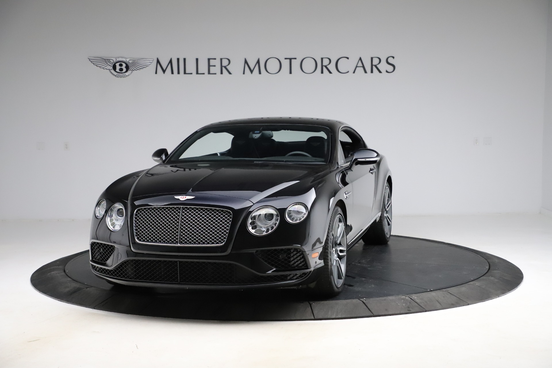 Used 2017 Bentley Continental GT V8 for sale $129,900 at Maserati of Greenwich in Greenwich CT 06830 1