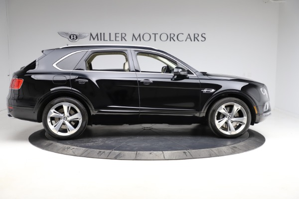 Used 2018 Bentley Bentayga W12 Signature for sale $154,900 at Maserati of Greenwich in Greenwich CT 06830 10
