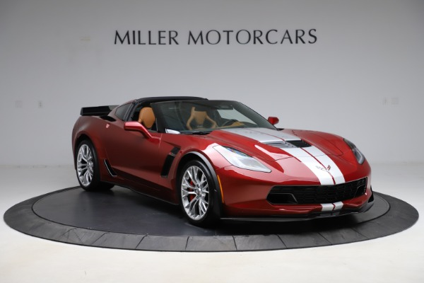 Used 2015 Chevrolet Corvette Z06 for sale $85,900 at Maserati of Greenwich in Greenwich CT 06830 10